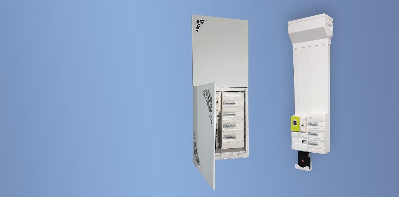 Choisissez votre type de GTL et équipez votre modèle avec les produits de notre gamme électricité